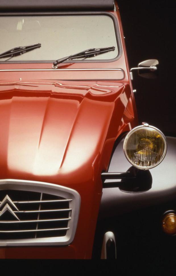 Citroën viert 40 jaar 2CV Charleston