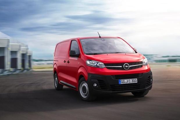 Opel lance le nouveau Vivaro en Belgique