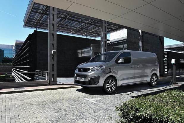 Ook Peugeot Expert krijgt elektrische versie