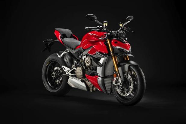 Ducati Streetfighter V4 is de mooiste op EICMA 2019