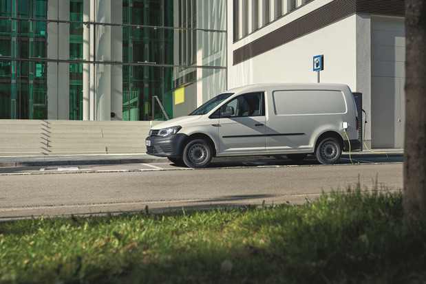 ABT lanceert elektrische VW Caddy