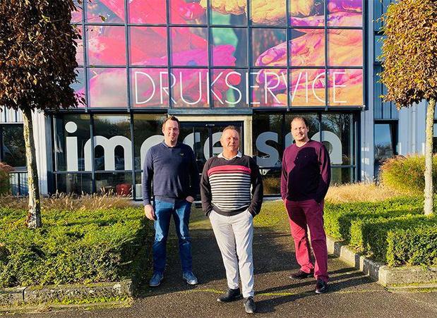 Drukkerij Van Dingenen wordt onderdeel van Drukservice Impressa
