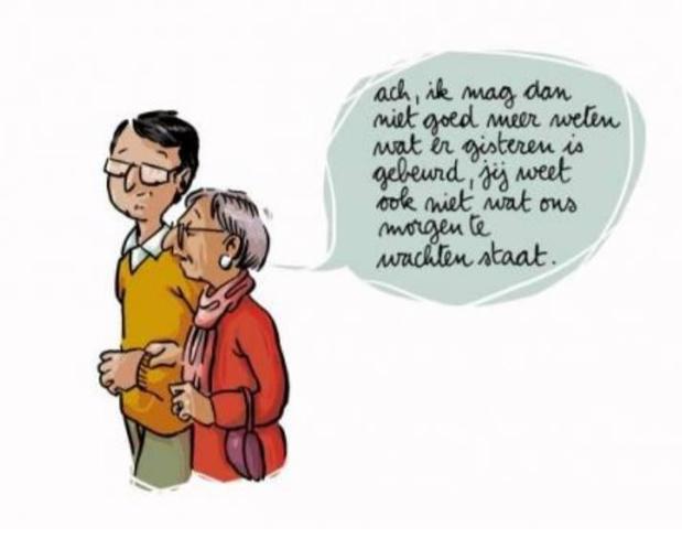 Femma Ardooie organiseert voordracht over dementie