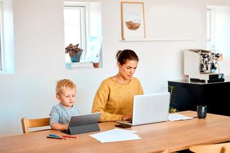 Werkuren scoren terwijl je je kinderen opvangt? Zo doe je het!
