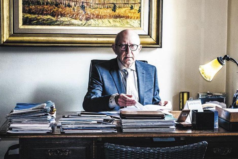 Raf De Rycke, broeder van liefde: 'Ik ben een veredelde mei 68'er'
