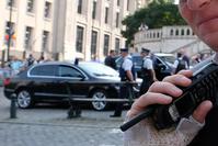 Le commissaire Pierre Vandersmissen temporairement écarté de ses fonctions