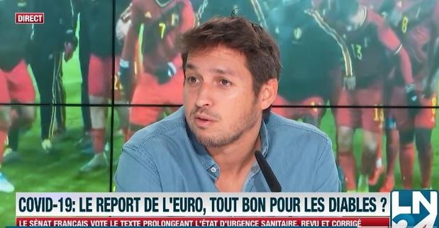 """""""Beaucoup de clubs belges ont le couteau sous la gorge"""" (vidéo)"""