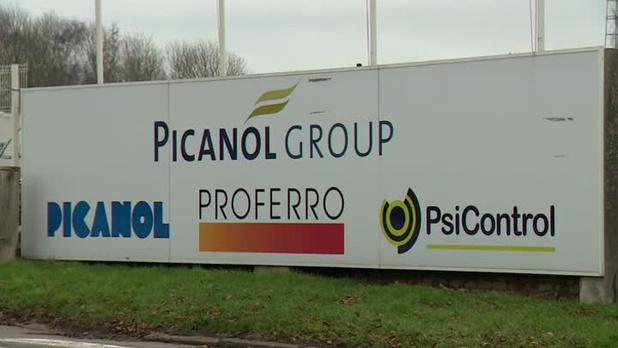 Picanol, touchée par une cyber-attaque, en perte sur le marché boursier