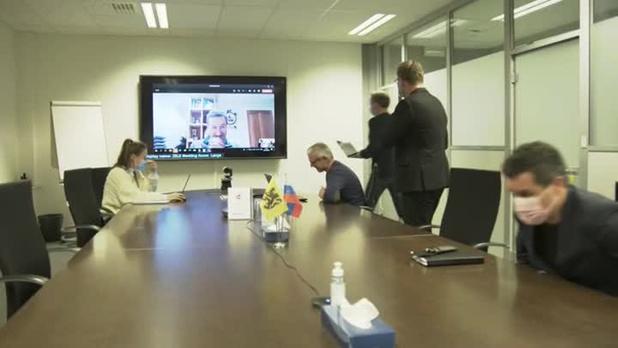 Coronavirus en Belgique: le télétravail reste la règle