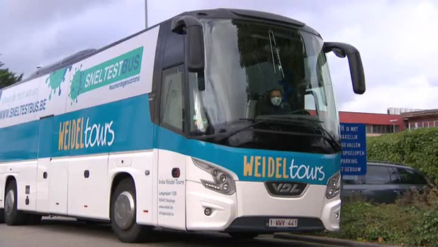 Oost-Vlaamse sneltestbus is onwettig