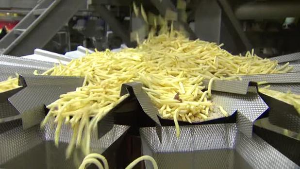 Le secteur des frites surgelées durement frappé