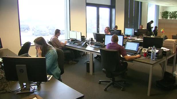 Les entreprises belges peu optimistes pour leur croissance à cause de la crise