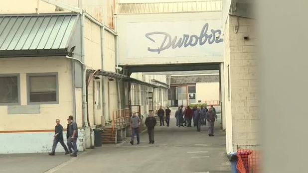 Sans garantie d'une reprise de Durobor, la Sogepa arrête l'alimentation du four à Soignies