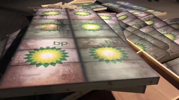 Le géant pétrolier BP annonce la suppression de 10.000 emplois