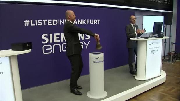 Quelque 7.800 emplois menacés chez Siemens Energy