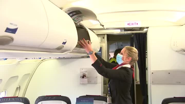 """Des actions semblent inévitables chez Brussels Airlines après un """"dialogue de sourds"""""""
