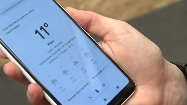 Le smartphone désormais utilisable comme interprète