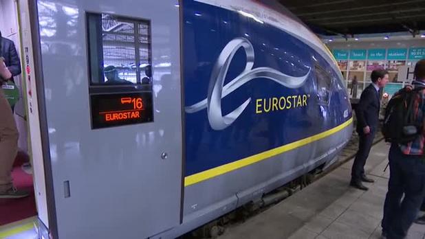 Eurostar échappe à la faillite grâce à un accord de financement