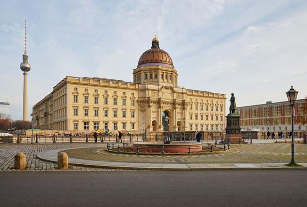 En images: la renaissance du palais impérial de Berlin, un bâtiment très controversé
