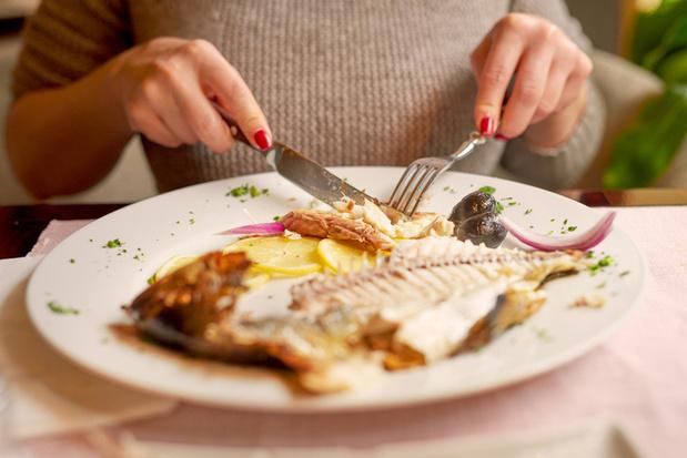 Vis eten in tijden van plasticsoep