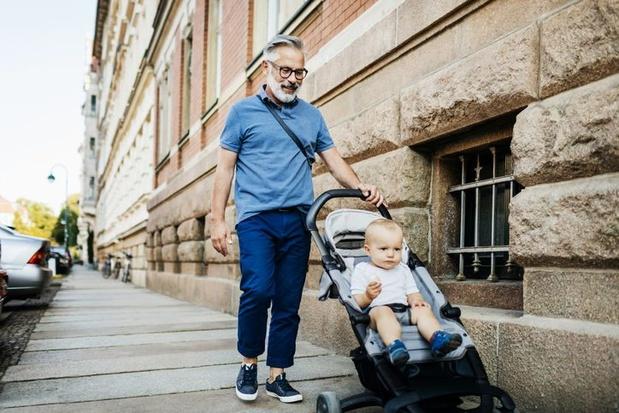 Op latere leeftijd papa worden... Een risico?