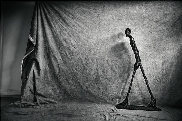 Toulouse-Lautrec ontvangt Alberto Giacometti