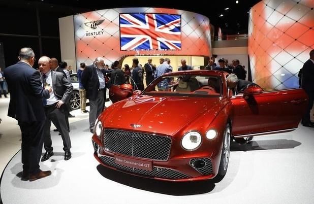 Bentley supprime 1.000 emplois