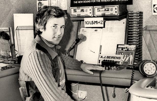 Radiomaker en journalist A.J. Beirens (73) overleden