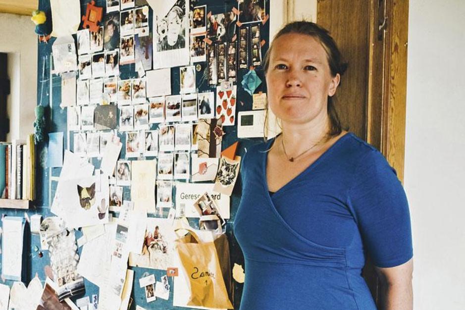 Catherine Verguts verloor haar zoontje van negen: 'Je ziet de pijn en je kunt niets doen'