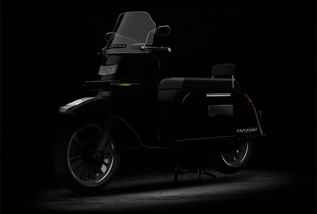 Blacksmith B3, le scooter électro-rétro indien