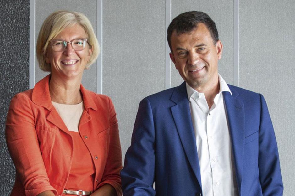 Heidi Delobelle (CEO AG Insurance): 'Ik vrees voor het geestelijk welzijn van álle werknemers'