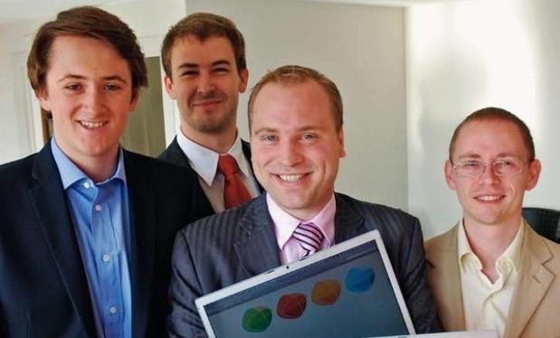 Belgische startups halen record van half miljard op