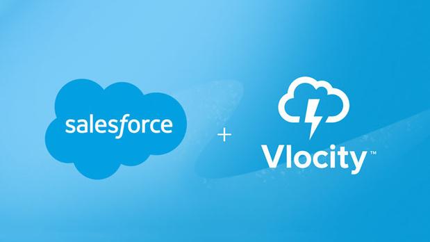 Salesforce libère 1,2 milliard de dollars pour acquérir Vlocity