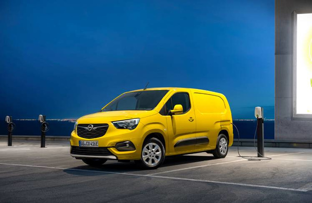 Elektrisch leveren met de Opel Combo-e