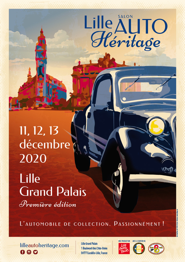 Auto Heritage in Lille