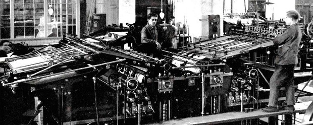Exposition sur 200 ans d'imprimerie à Turnhout