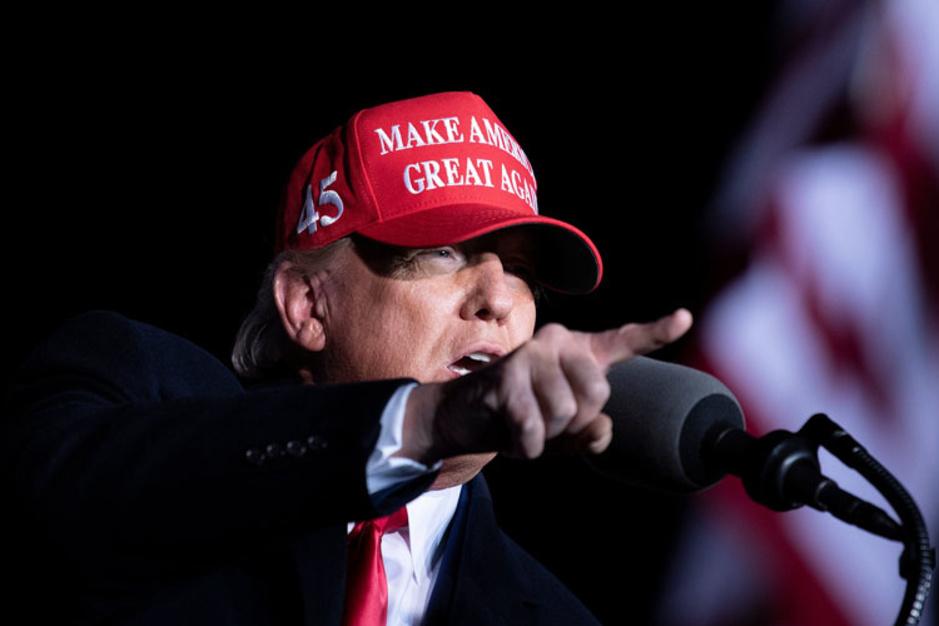 Vier Amerika-kenners over de zwanenzang van een president: 'Schrijf Trump nog niet af'