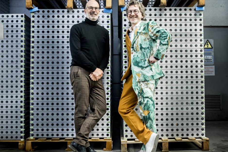 BeMatrix, Real United en Cojarec zijn de Ambassadeurs van de West-Vlaamse Trends Gazellen