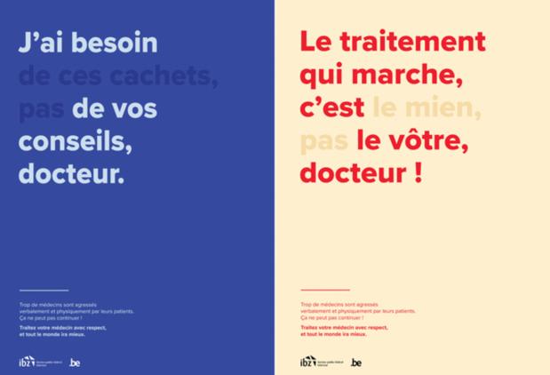 Une campagne nationale pour mettre fin aux violences envers les médecins