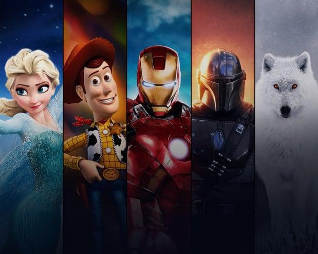 Disney+ est arrivé: comment visionner le tout?