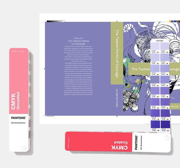 Pantone breidt CMYK-gids uit met nieuwe kleuren