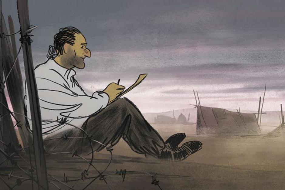Wist u dat Frankrijk in 1939 óók concentratiekampen had? 'Josep', de blikvanger van Anima