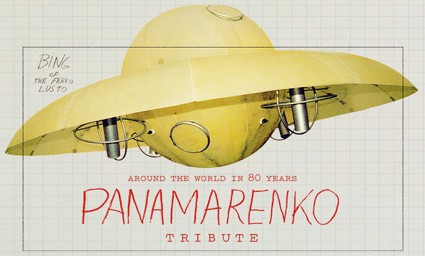 Win een duoticket voor Panamarenko Tribute expo