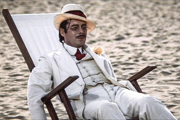 De beroemdste stranden uit de filmgeschiedenis: zieltogen op het strand uit 'Morte a Venezia'