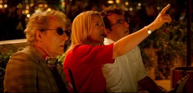 """César J-4. Nommé dans la catégorie """"meilleur film"""": Adieu les cons"""