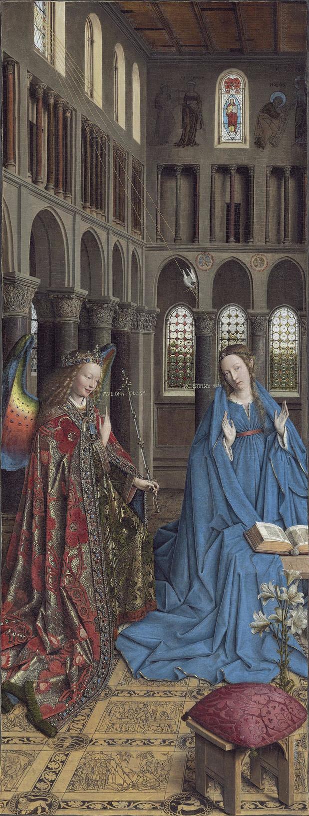 OMG! Van Eyck is here