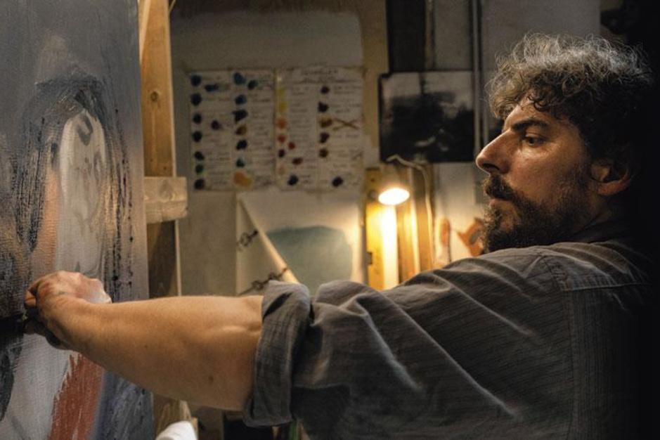 Van manisch-depressieve kunstenaar tot eenoog met pijp: het najaar van acteur Damien Bonnard