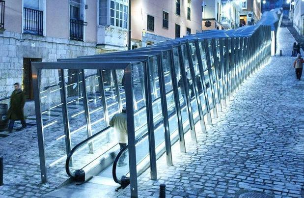 CD&V Kortrijk pleit voor bewegend voetpad in plaats van trambus