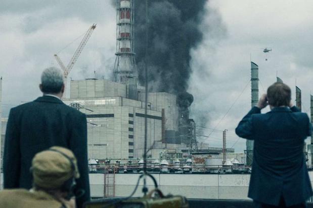 Chernobyl grote winnaar op de BAFTA's