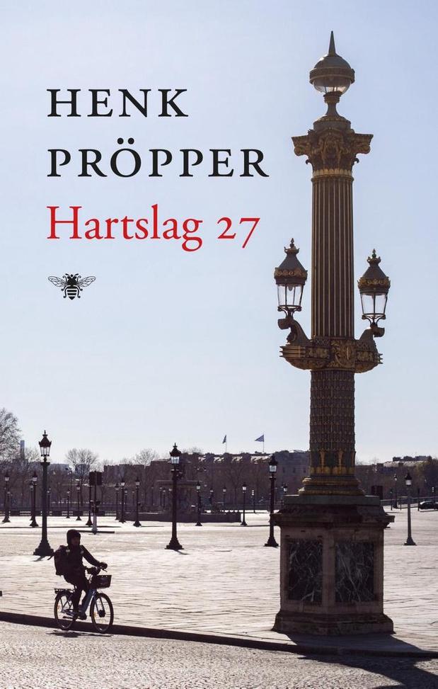 Henk Pröpper schreef met Hartslag 27 een fijngeslepen kleinood dat bewondering verdient
